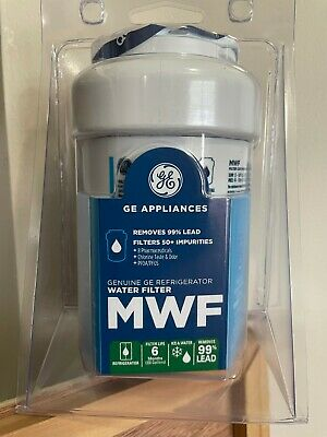 $ CDN39.78 • Buy General Electric GE MWF Refrigerator Water Filter Replacement Free Shipping