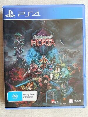 AU17.95 • Buy PS4 - Children Of Morta - Very Good Condition