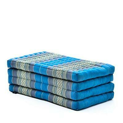 £190.70 • Buy  Foldable Thai Mattress, 79x31x3 Inches, Guest Bed M: 79x31 Inches Sf22 - Blue