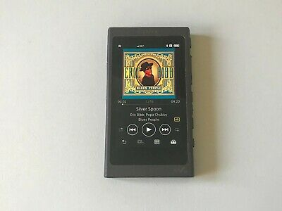 Sony NW-A45 16GB + 128GB Audio Walkman MP3 Player With Touch Screen - Black • 70.02£