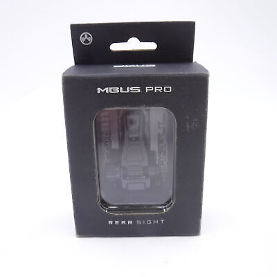 $92.99 • Buy Authentic Magpul PRO Back Up Flip Up/Folding Sight MBUS (Rear) - Steel - MAG276