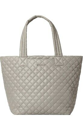 AU327.72 • Buy MZ WALLACE Medium Graphite Deluxe Metro Tote