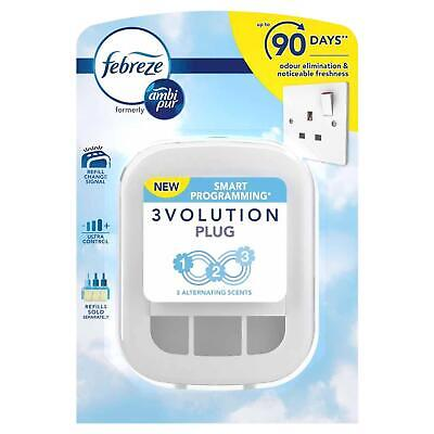 £5.49 • Buy Ambi Pur 3volution Plug In Electrical Diffuser Machine Air Freshener Office Home