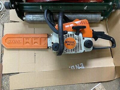 View Details STIHL MS180 CHAINSAW Great Condition • 123.10£