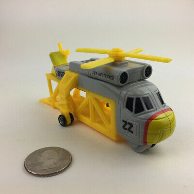 £35.39 • Buy T21 MICRO MACHINES Super Carriers Marine Copter Carrier 1990 Loose Gray Yellow