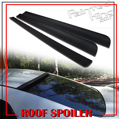 $44.99 • Buy 01-05 Fit For Honda Civic 7th 2DR 4DR Rear Roof Lip Spoiler Wing Unpainted