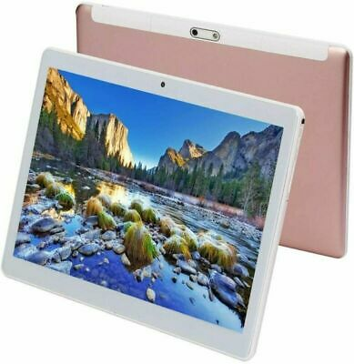 AU96.99 • Buy 10.1inch WiFi Tablet PC 10Core Android 9.0 Tablet 64GB GPS Dual SIM Camera Gifts