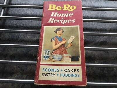 Be-ro Home Recipes Cook Book • 25£