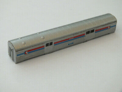 AU5.34 • Buy Marklin Mini Club 8764 Amtrak 1047 Baggage Car Coach Body Z Gauge Scale Spur Z