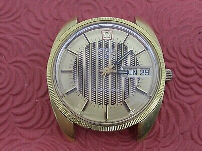 AU183.76 • Buy OMEGA ELECTRONIC F300Hz CHRONOMETER DAY DATE MODEL FOR THE WATCHMAKER.