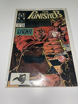The Punisher Comic (1988) • 0.99£
