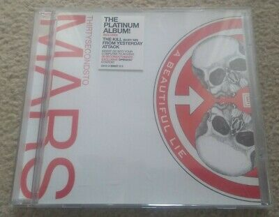 £2.99 • Buy Thirty 30 Seconds To Mars - A Beautiful Lie Cd - 2007 Virgin Records Jared Leto