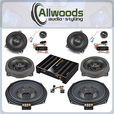 BMW DSP & Speaker Upgrade Package Stage 4 Match & Vibe For BMW 1 Series F40 • 799.99£