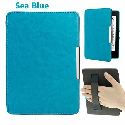 AU11.79 • Buy For Amazon Kindle Paperwhite 1 2 3 Cover Auto Smart Magnetic Hand Strap Case
