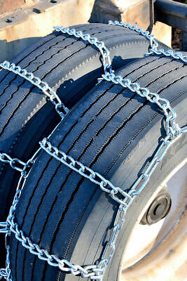 AU460.82 • Buy Titan Heavy Duty Mud Service Tire Chains Dual/Triple Off Road 8mm 305/70-16