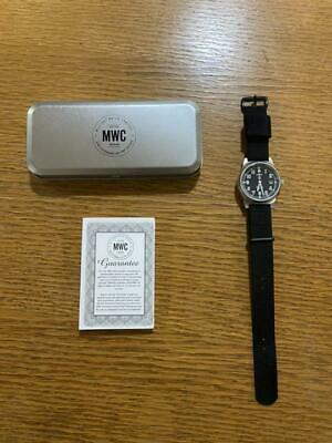 £152.71 • Buy MWC Military Army Watch Company G10 Series 39mm MINT !!