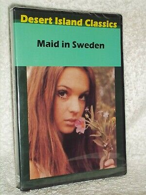 $14.99 • Buy Maid In Sweden (DVD, 2008) NEW Coming Of Age Monica Ekman Christina Lindberg