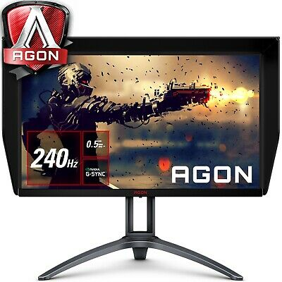 AU459 • Buy AOC AGON 27  Gaming Monitor AG273FZE 240Hz 0.5ms FHD HDR IPS G-Sync Compatible