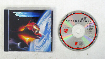 AU5.23 • Buy Zz Top Afterburner Warner Japan 1cd