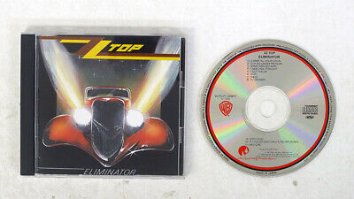 AU5.23 • Buy Zz Top Eliminator Warner Japan 1cd