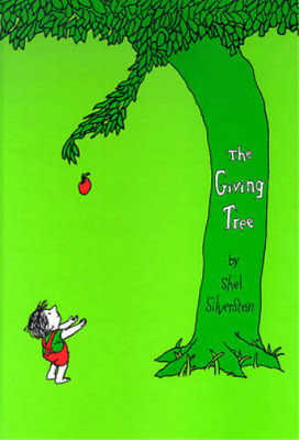 The Giving Tree, Shel Silverstein, Used; Good Book • 7.97£