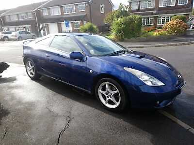 Toyota Celica Spares Or Repair • 320£