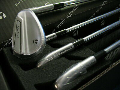 NEW 2019 TaylorMade P790 Irons 4-PW Steel Stiff RH • 891.48£
