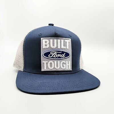 £25.24 • Buy Ford Hat, Ford Trucker Hat, Ford Trucks F-150 F150 Patch On Vintage Trucker Hat