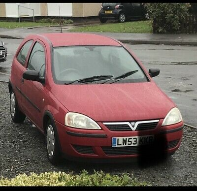 Vauxhall Corsa Spares Or Repair • 325£
