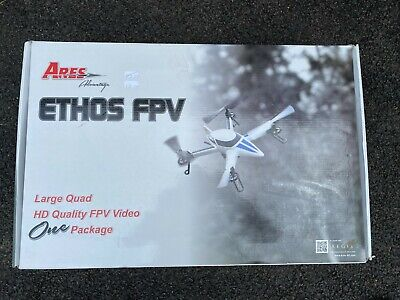 Ares ETHOS FPV Large Quadcopter / Drone RTF AZSZ2550 With 720p HD Camera • 150£
