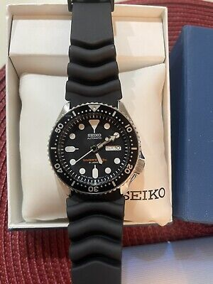 $ CDN433.10 • Buy Seiko SKX007J Made In Japan Discontinued Model Divers Automatic Watch