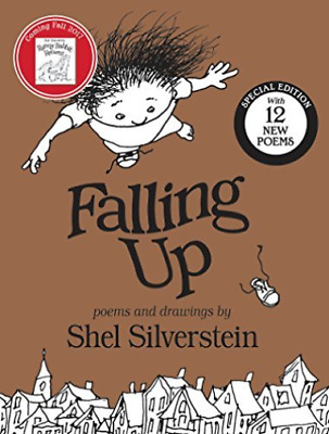 Silverstein Shel-Falling Up HBOOK NEW • 17.75£