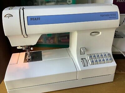 Pfaff Tipmatic 6150 Sewing Machine. Very Well Loved And Used From New. Excellent • 25£
