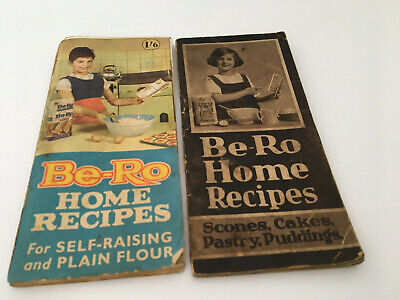 Vintage Be-ro Home Recipes • 13.61£