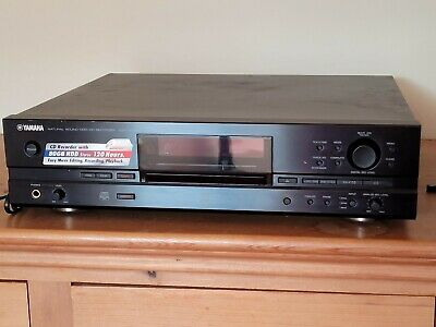 Yamaha JUKEBOX CDR-HD1300 HDD/CD Recorder • 300£