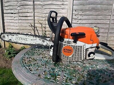 View Details Stihl Ms261c Chainsaw • 113.00£