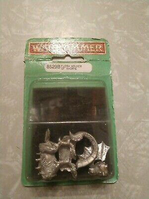 AU13.10 • Buy Warhammer Fantasy Chaos Flesh Hound Of Khorne Factory Sealed
