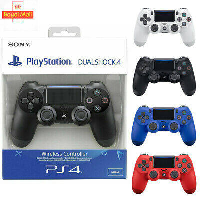 Sony PS4 Controller PlayStation Game Console DUALSHOCK 4 V2 Wireless New • 20.99£