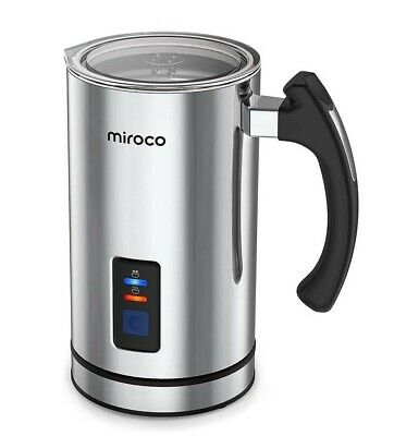 $36.49 • Buy Miroco Milk Frother, Electric Milk Steamer Stainless Steel  - 120V - MF001
