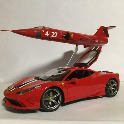 1/18 Burago Errari Ferrari 458 Spetiale Beautiful Car • 182.61£