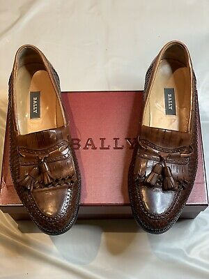 £125 • Buy Bally Loafers Mens Shoes