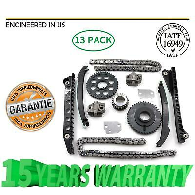 $80.84 • Buy Timing Chain Kit For 2005-2008 LINCOLN NAVIGATOR 5.4L 330CID V8 SOHC
