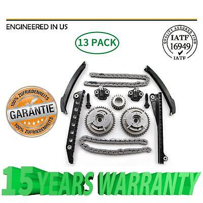 $151.19 • Buy For 05-09 FORD F-350 SUPER DUTY 5.4L 330CU. IN. V8 SOHC Timing Chain Kit