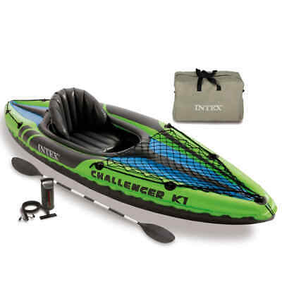 AU188.99 • Buy Intex Inflatable Kayak 274x76x33cm Outdoor Recreation Sporting Goods Boating