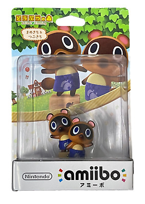 AU49.90 • Buy Animal Crossing Collection Timmy & Tommy Nintendo Amiibo Ex Japanese Release
