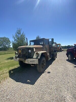 $7000 • Buy 1969 M35A2 AM General With EXTRAS