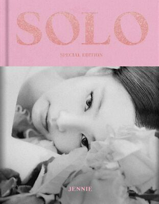 $ CDN34.48 • Buy JENNIE BLACKPINK - SOLO PHOTOBOOK [SPECIAL EDITION] +Postcard+Sticker+Free Gift