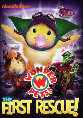 £11.36 • Buy Wonder Pets - The First Rescue (DVD Movie )