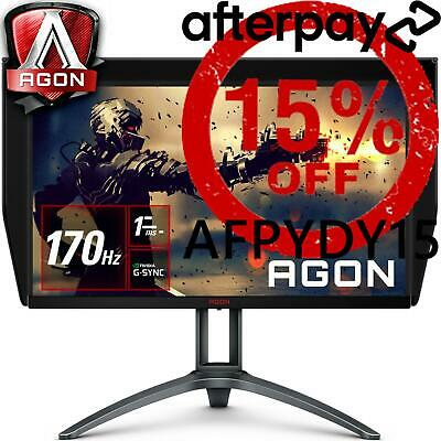 AU599 • Buy AOC 27  Nano IPS Gaming Monitor AG273QXP 1440p 170Hz 1ms HDR Adaptive-Sync