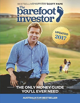 AU36.31 • Buy Pape Scott-The Barefoot Investor BOOK NEW